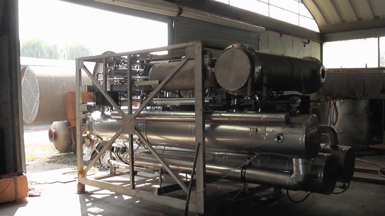 Vobis Fractional Distillation System with Insulation.JPG