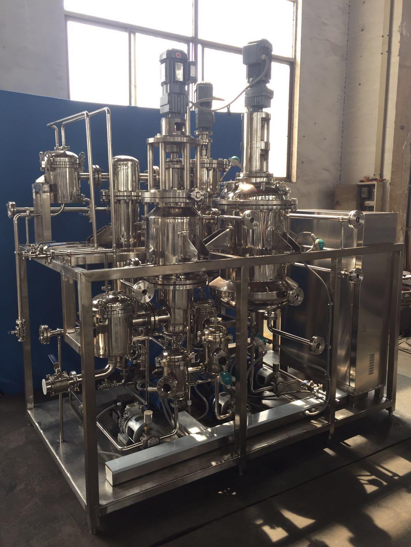 Hemp Processing Systems — Vobis, LLC