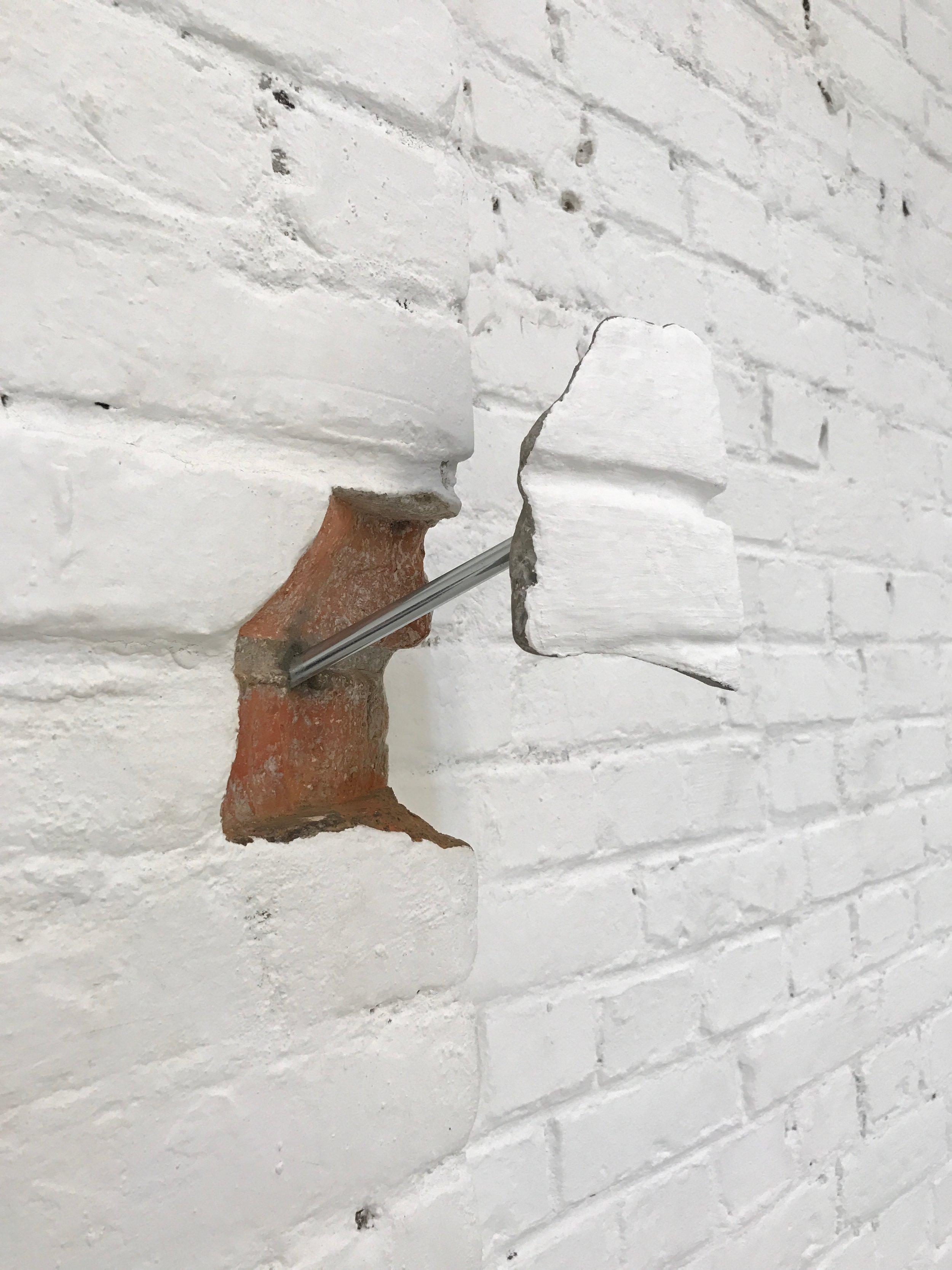 Brickwork ,In Situ³verkefnarými, Antwerp, 2017.