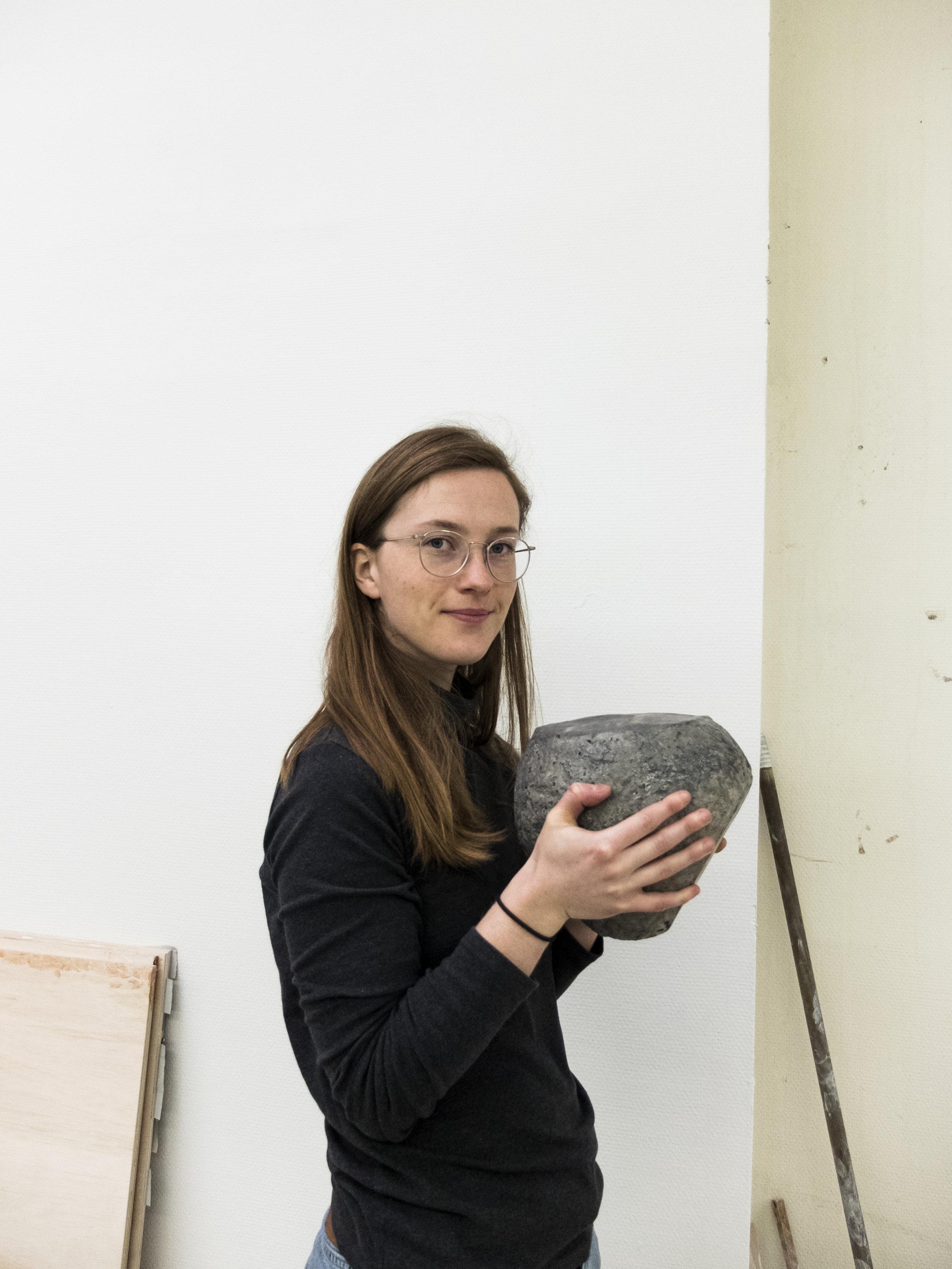 Ljósmynd: Ligia Poplawska (tók líka stúdíómyndina)