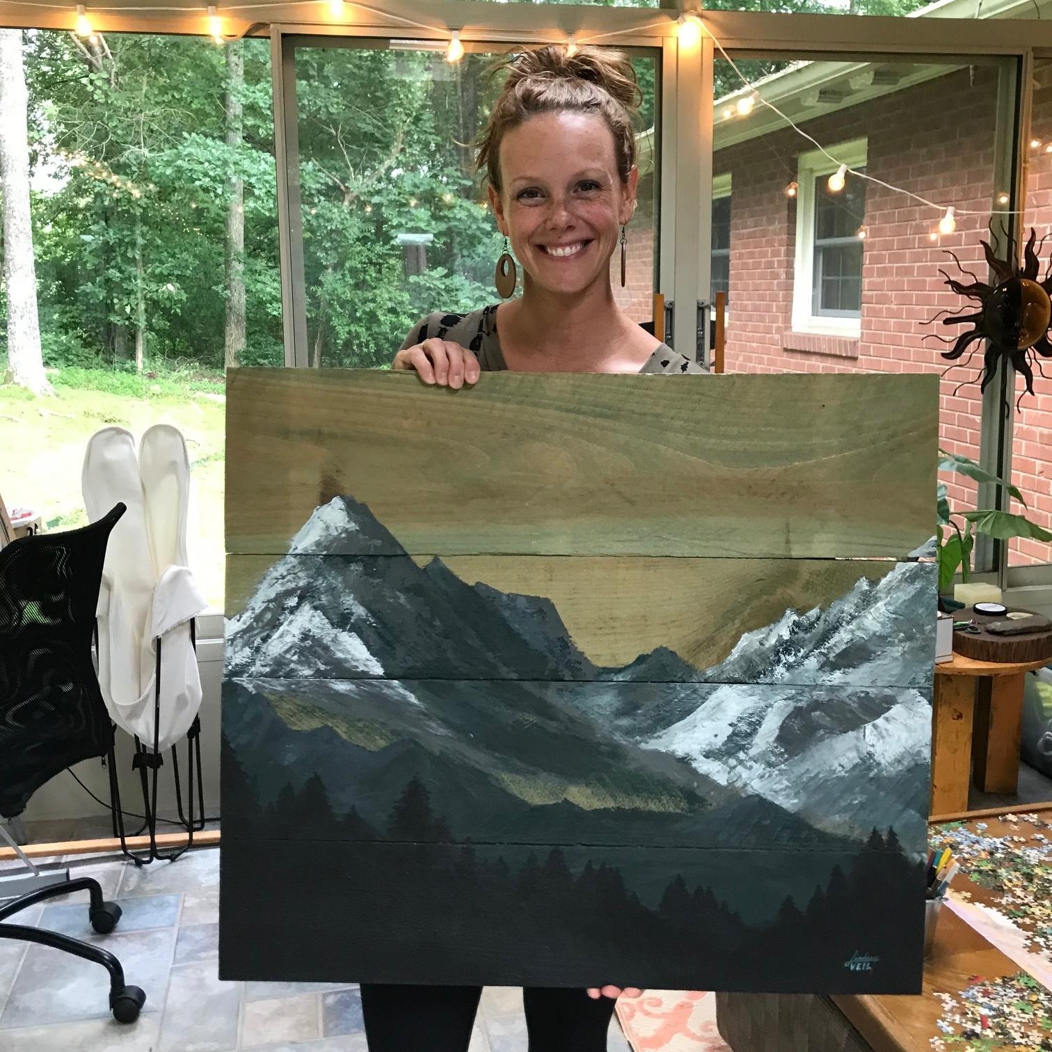 Sarah Smith | Lindsey Veil