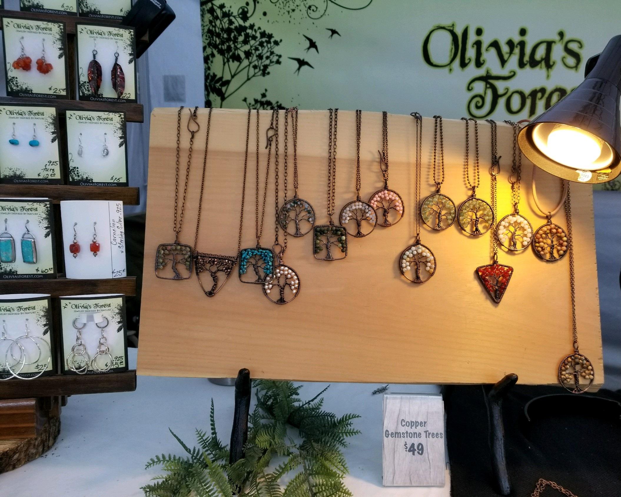 Deena Talbert    Olivia's Forest
