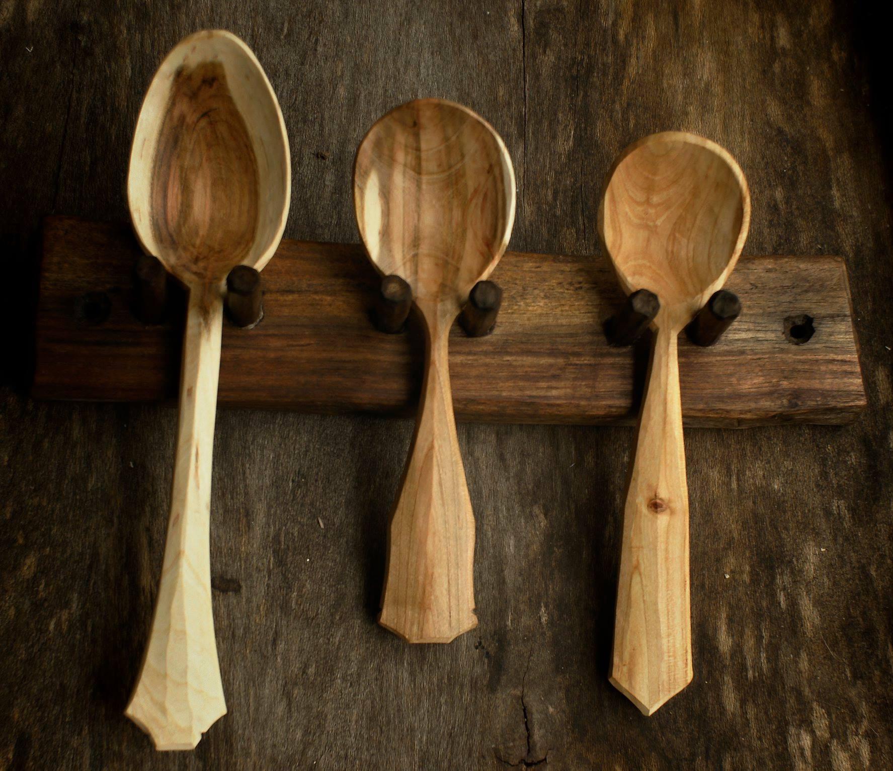 Sam Tallman    Sam's Spoons