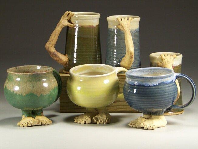 Maggie Jones & Freeman Jones    Turtle Island Pottery