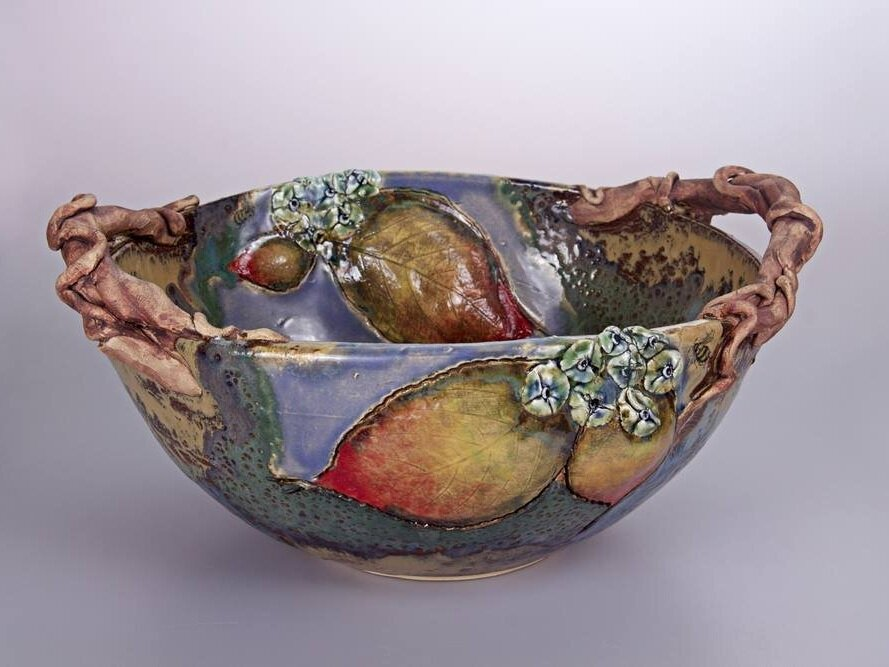 Lorrie Anderson    Moose Hollow Pottery