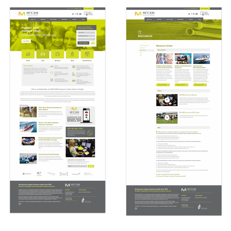 Mccam Insurance Website Elaine Ng