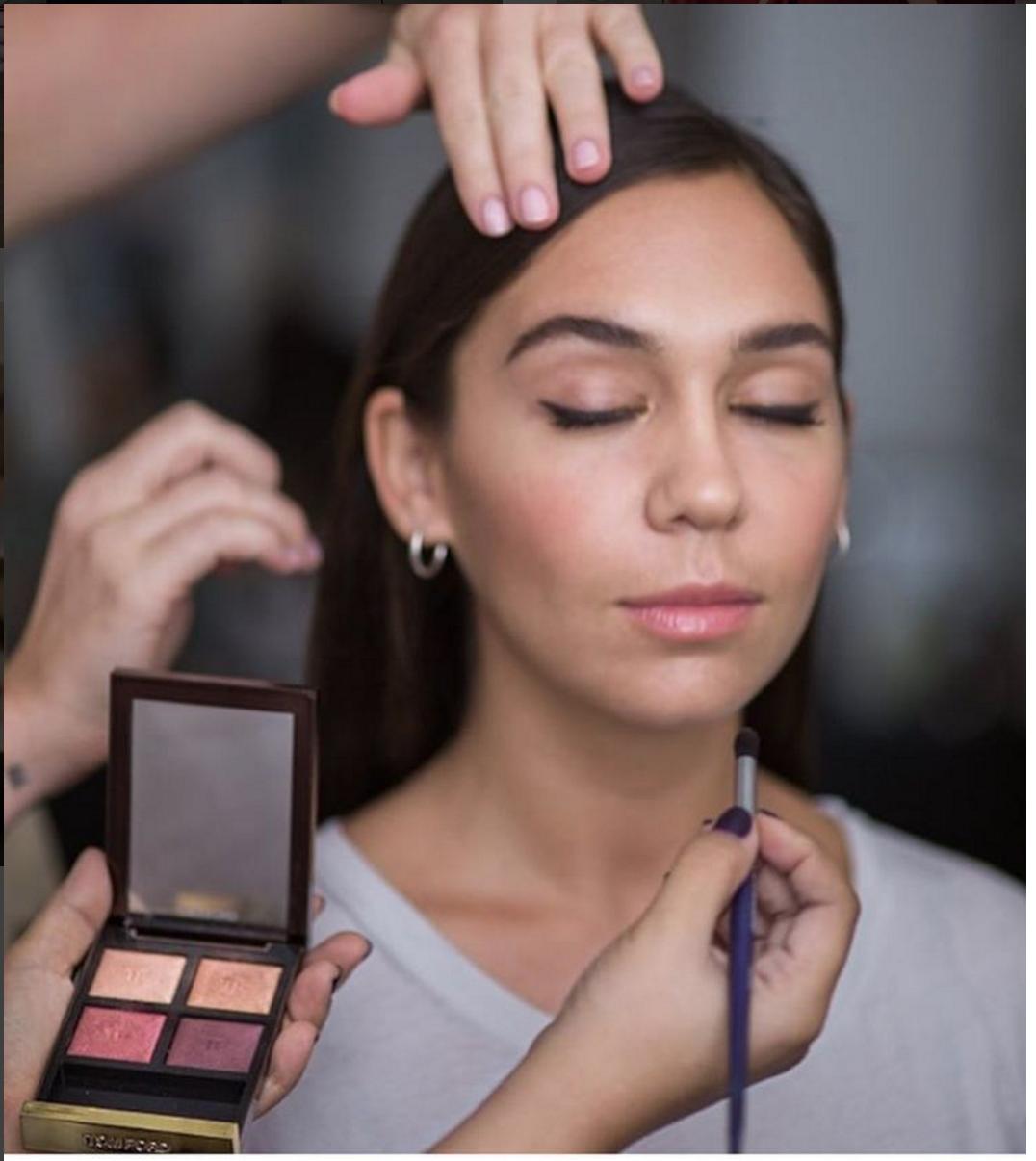 makeup artist maui hawaii hairstylist