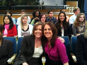 Amy Baxter MD, CEO MMJ Labs and Romy Taormina, Psi Bands