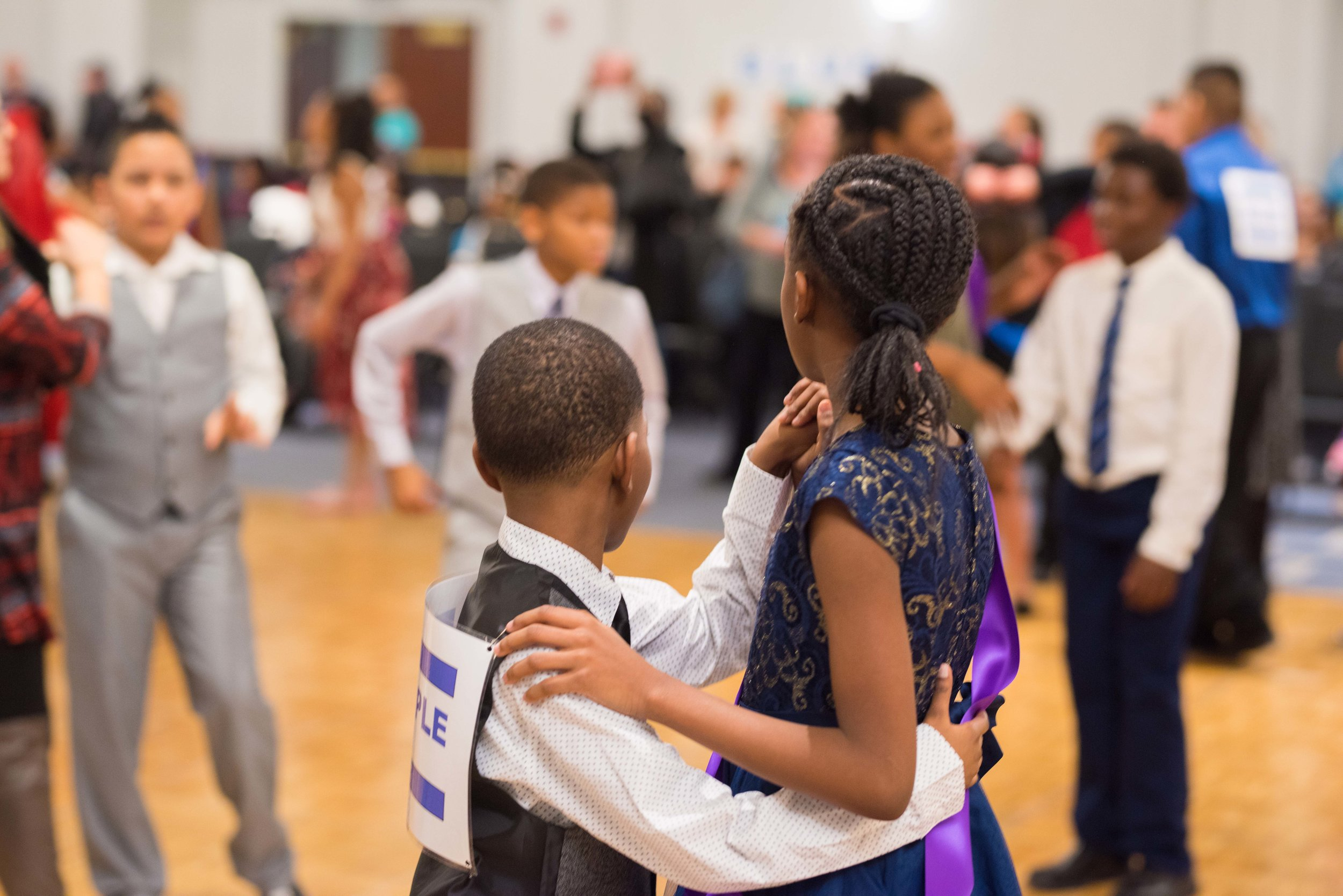 Mission - To transform lives through the physical, mental, and emotional benefits of partner dance.