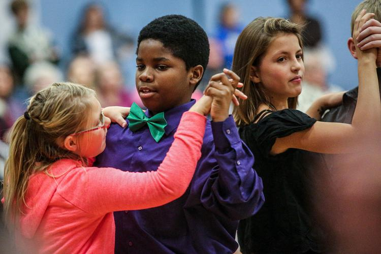 Principal sees huge growth in mutual respect - Rochester's Riverside Elementary School Dancing Classrooms experience.