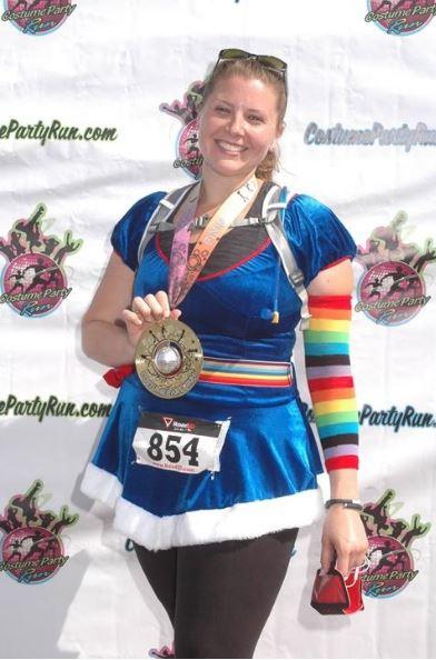 Costume Party Half Marathon San Diego June 2014