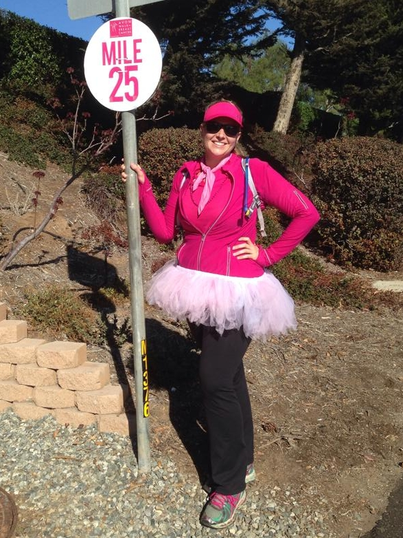 Avon Walk for Breast Cancer Santa Barbara September 2014