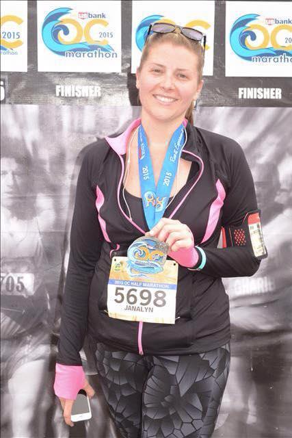 OC Half Marathon, Costa Mesa May 2015