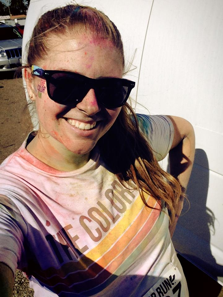 The Color Run, Ventura The run that started it all October 2013