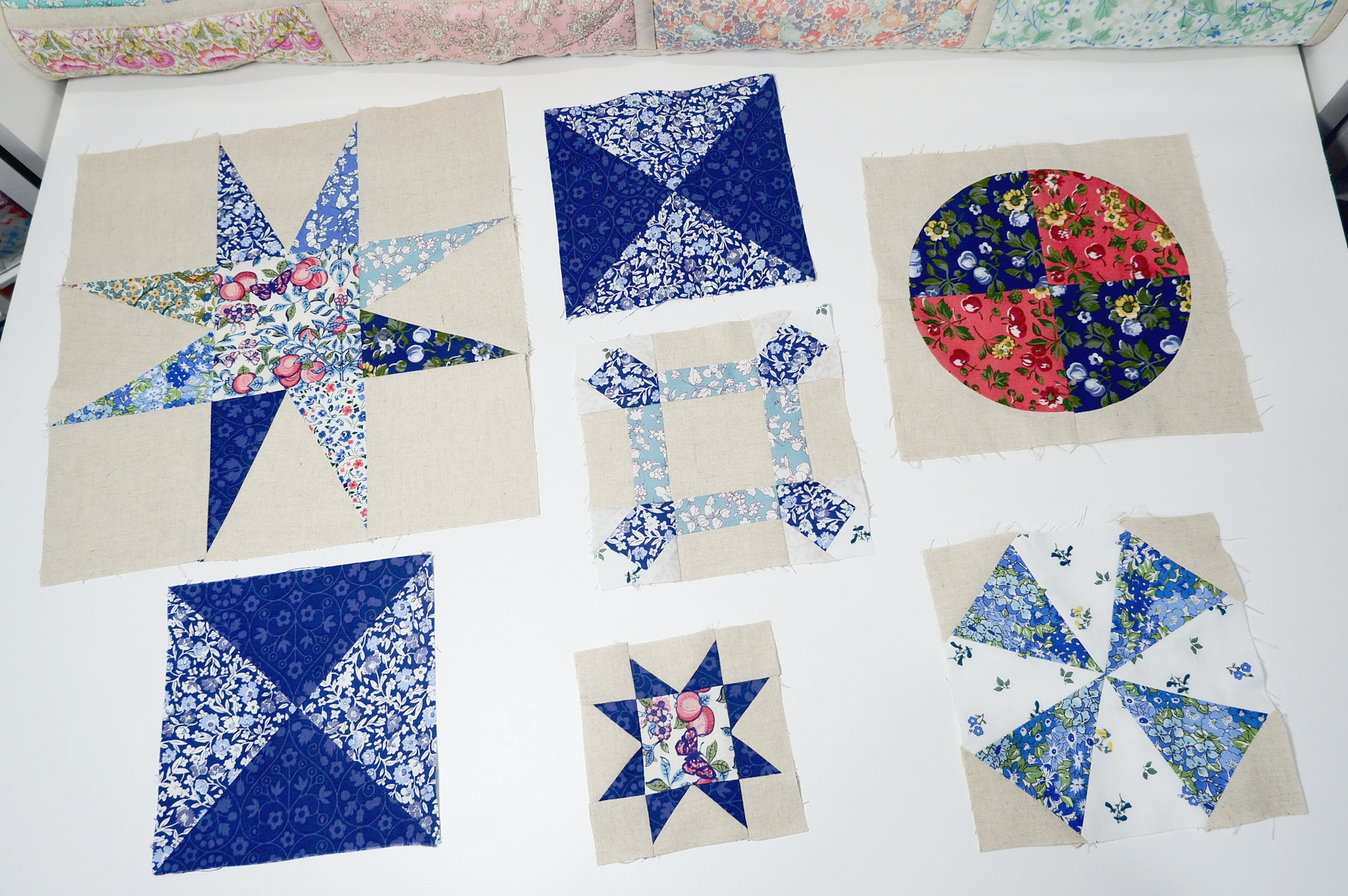 Woohoo, we've got another block to add to our Orchard Garden Sizzix Sampler quilt!  xoxo Justin + Diane
