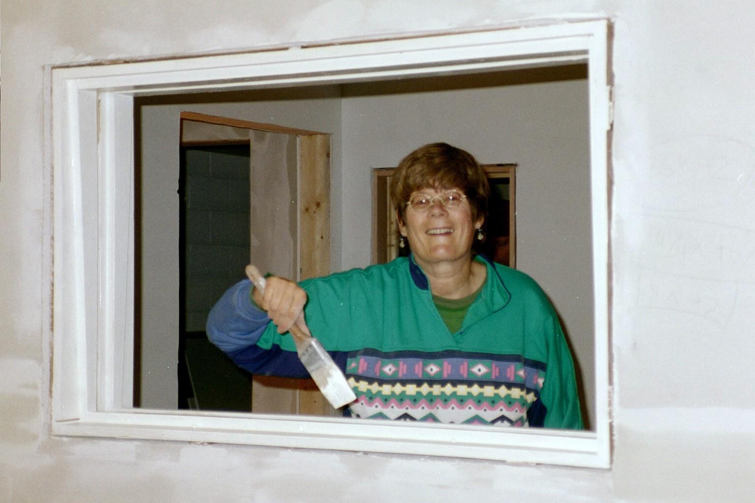 Jane Carpenter Painting @ KHEN-Dec 2002.jpg