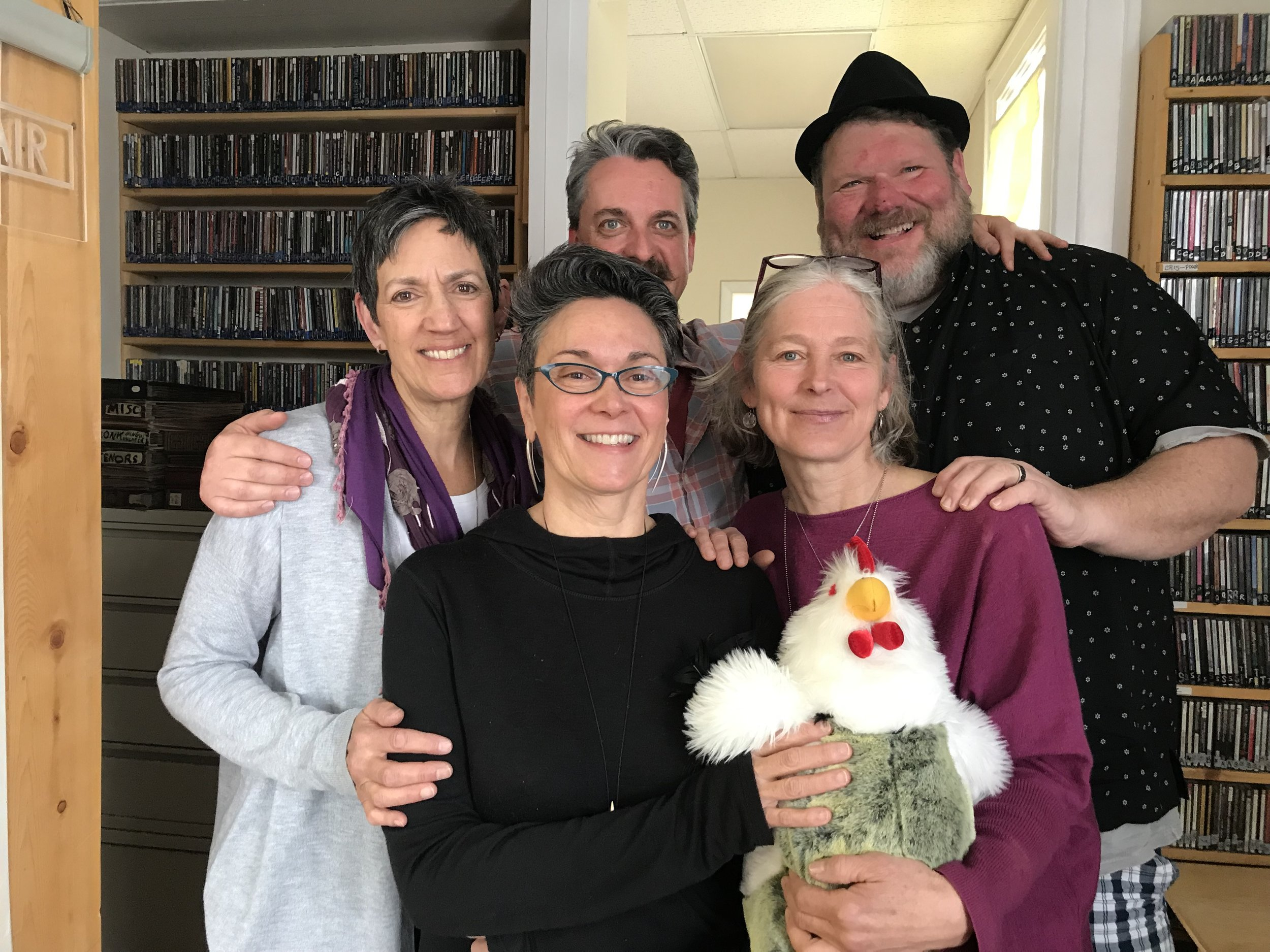 Celebrating Women Who Rock the Spirit! Mary Ann Longwell and Denise Akert!