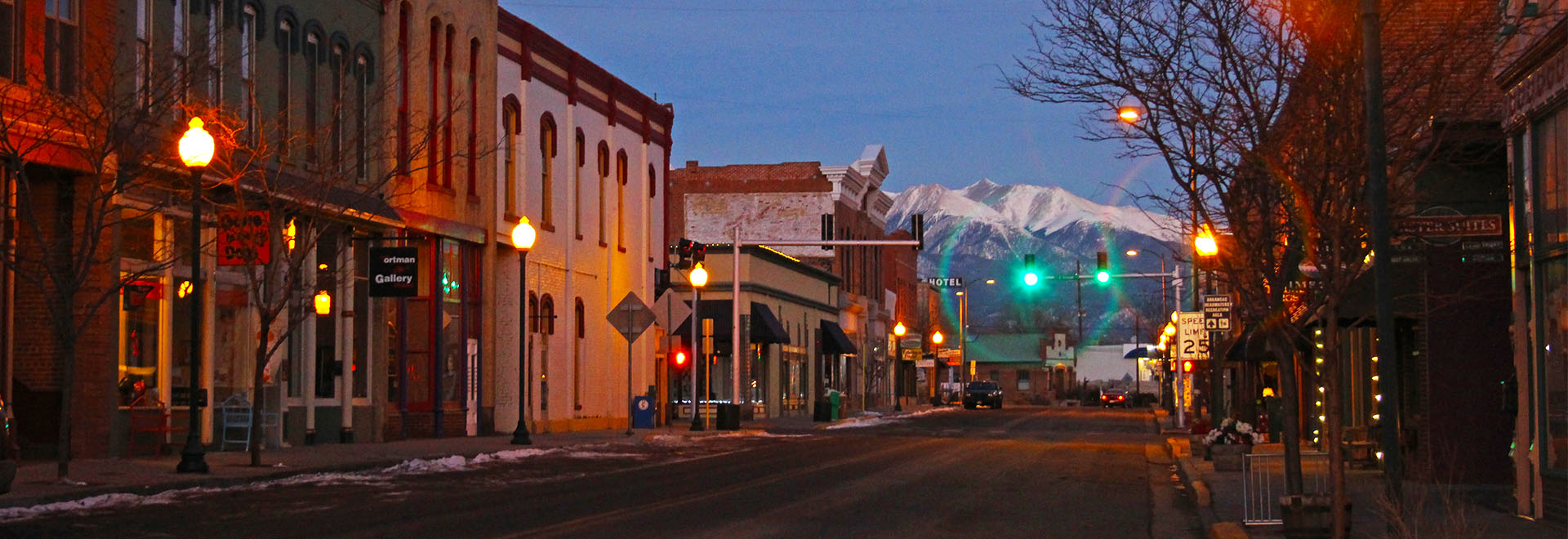 There is nothing like beautiful downtown Salida. Come join our team and live in paradise!!
