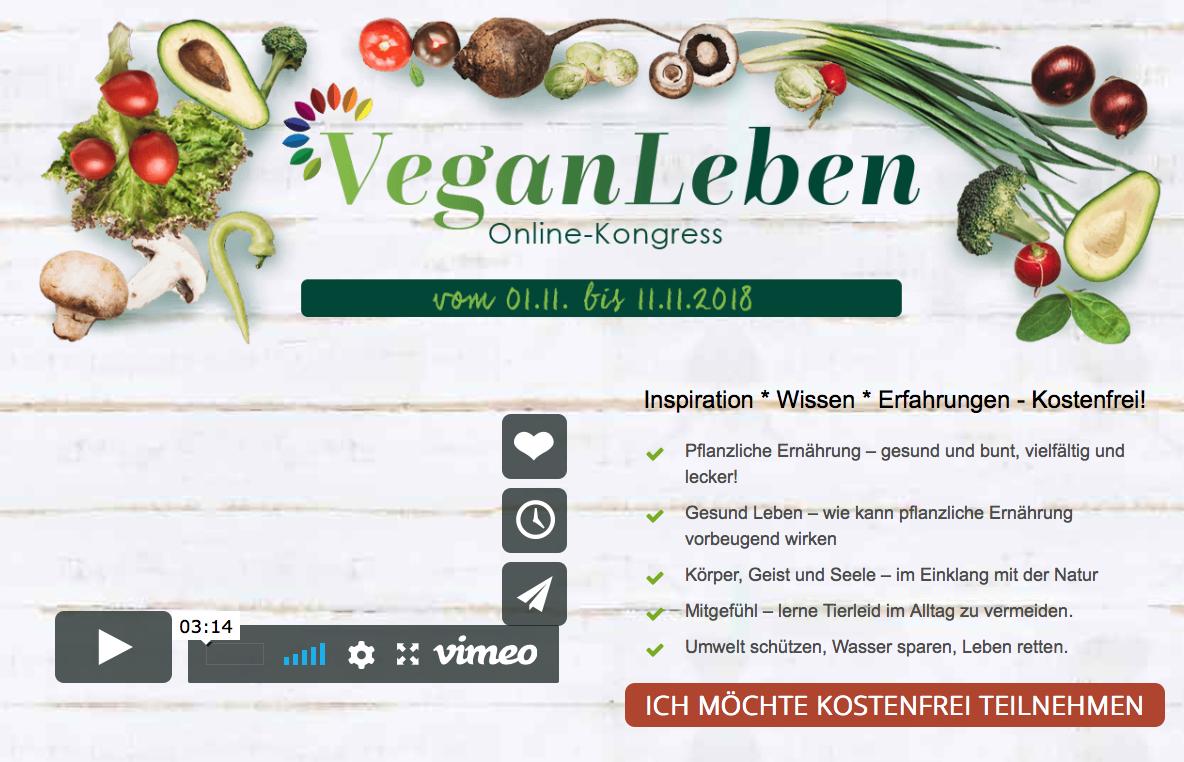 mit einem Interview von mir und vielen tollen Kollegen über vegane Ernährung!   https://vegan-leben-kongress.de