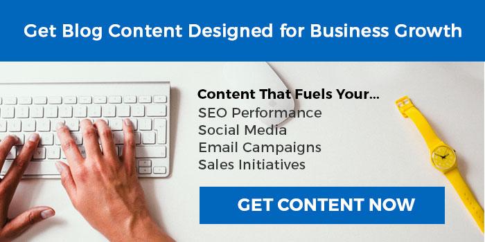 Quality Blog Writing Service