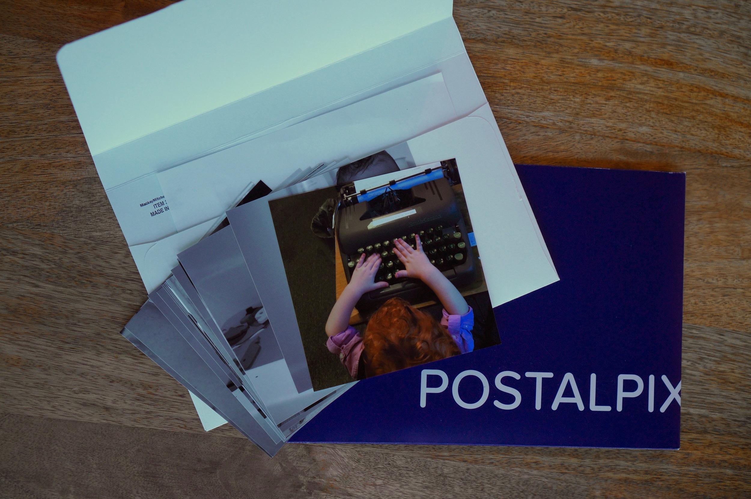 4x4 prints from PostalPix.