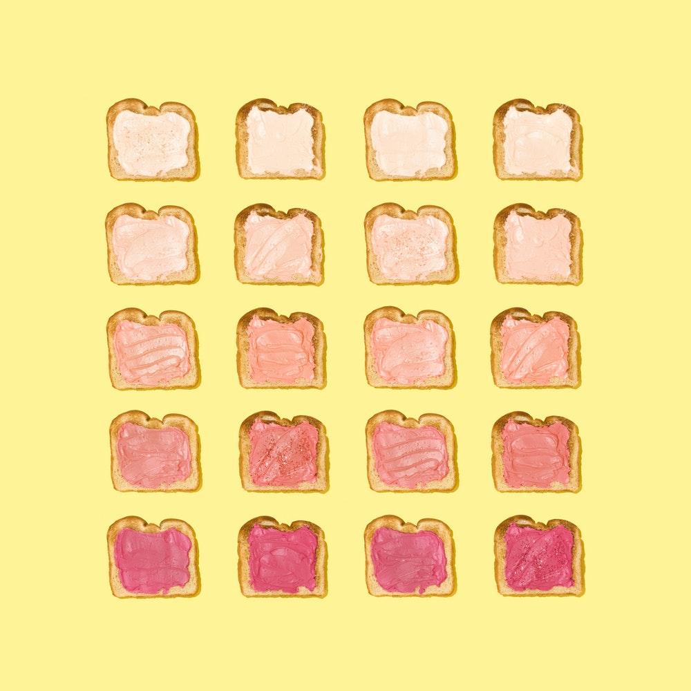 Okay moms have never even heard of ombre toast.  PC: Amy Shamblen on  Unsplash