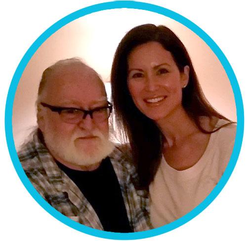 John F. Barnes and Pam Porter