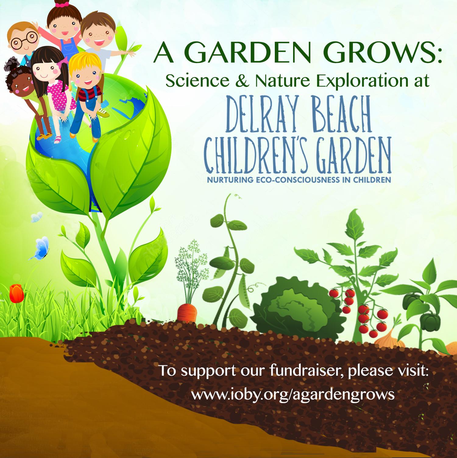 Science & Nature Exploration - Goal: Raise $11,000 for Class Supplies,Garden Maintenance Tools, Facility Enhancement