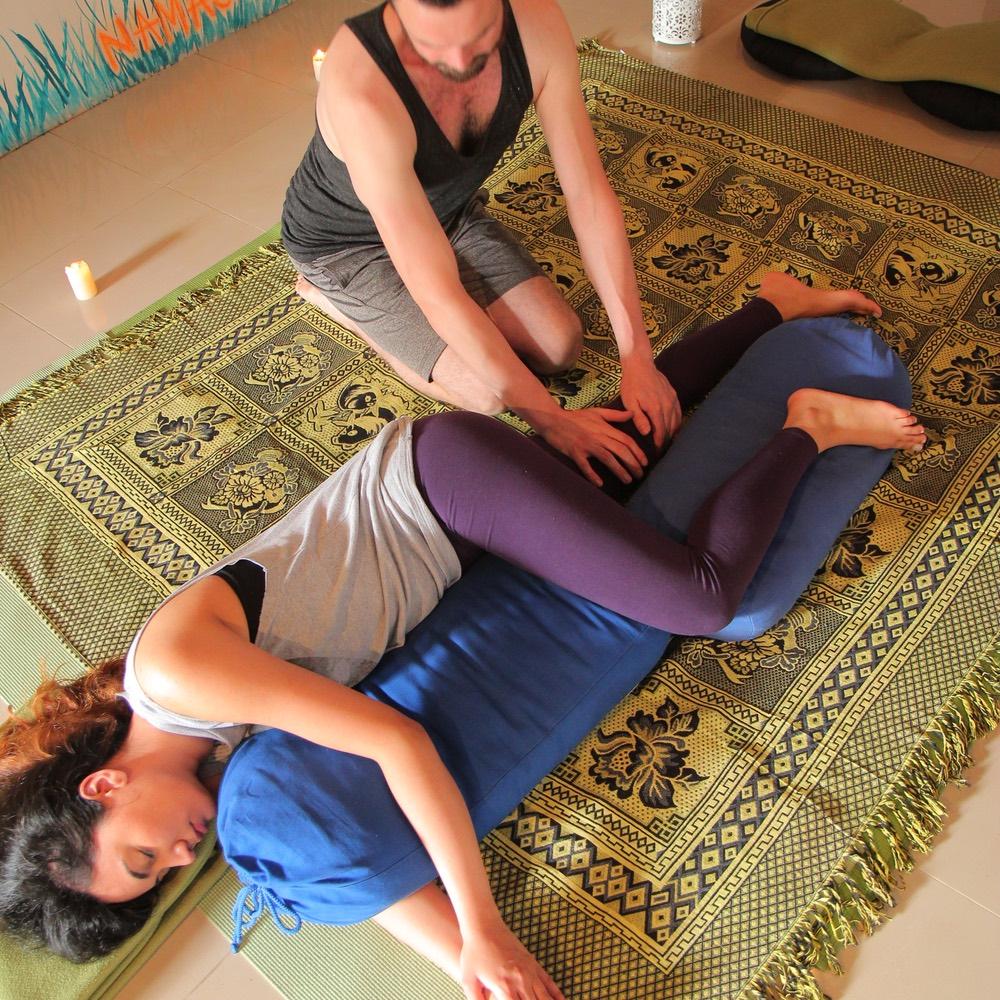 Thai massage and oil massage in Medellín 4