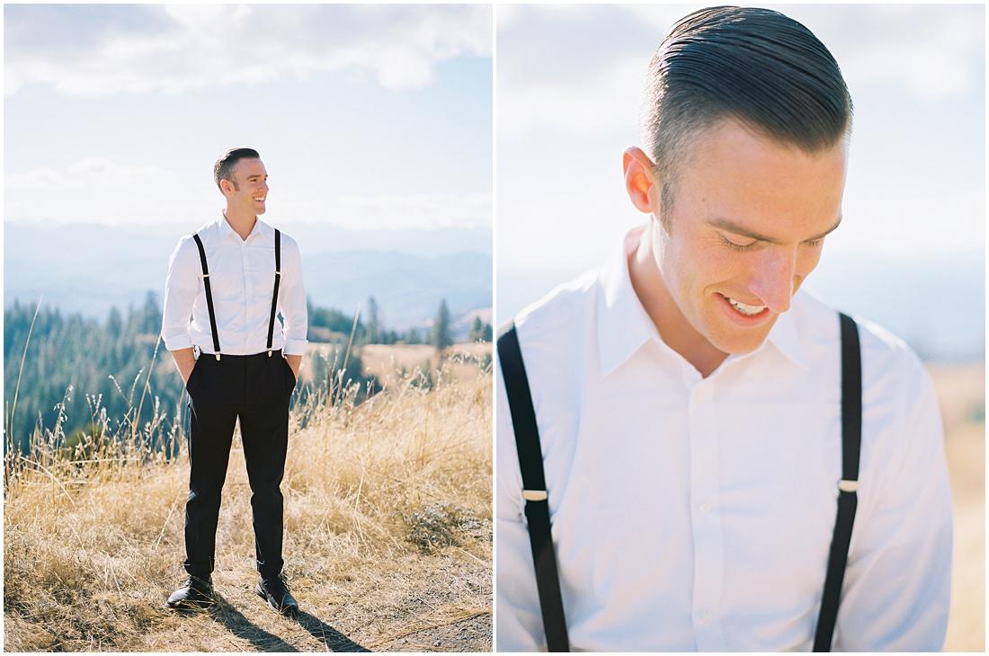 Oregon Wedding & Destination Photography | Olivia Leigh Photography | Medford Oregon Photographer Engagement
