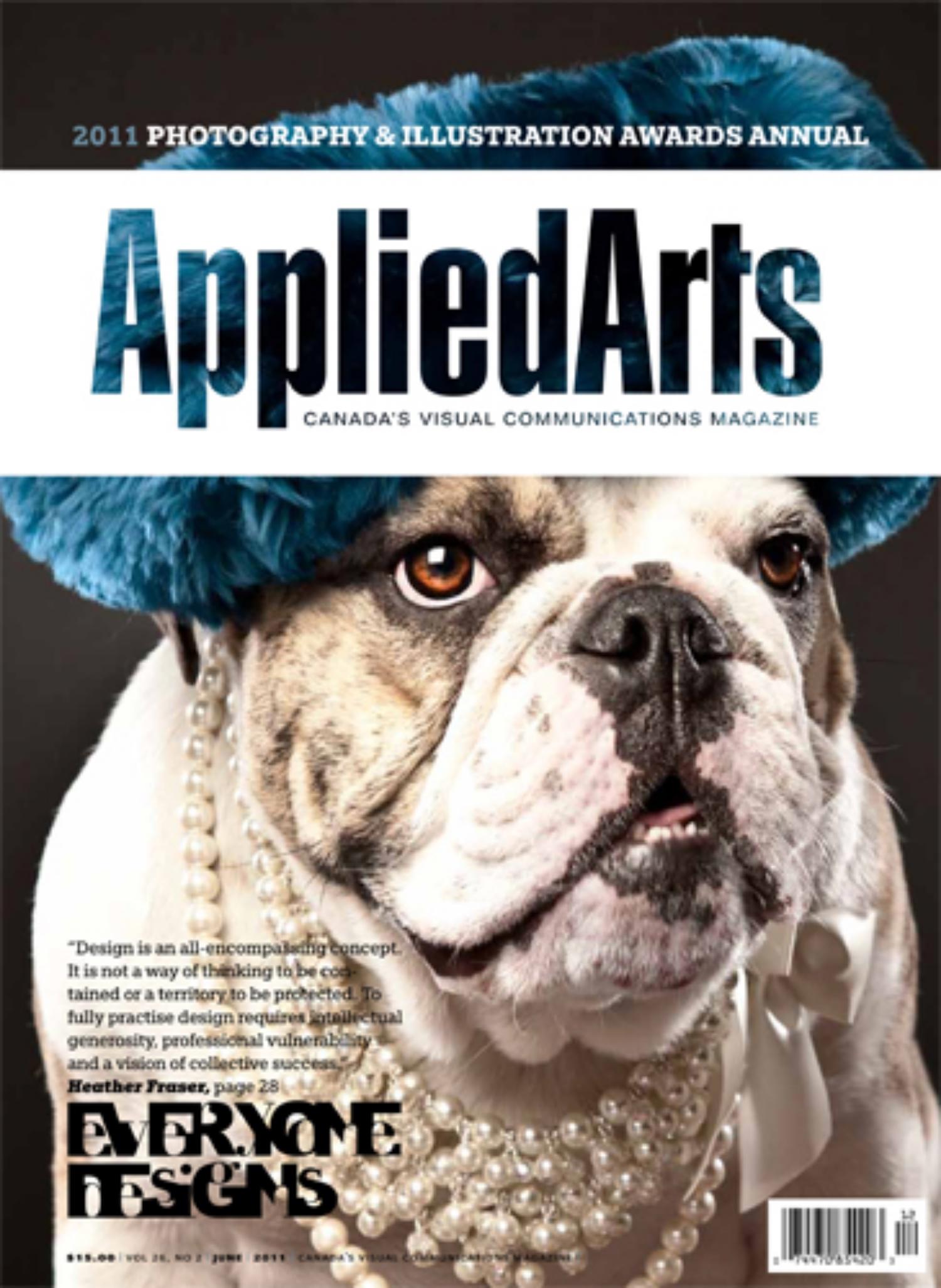 Applied Arts Photography & Illustration Awards