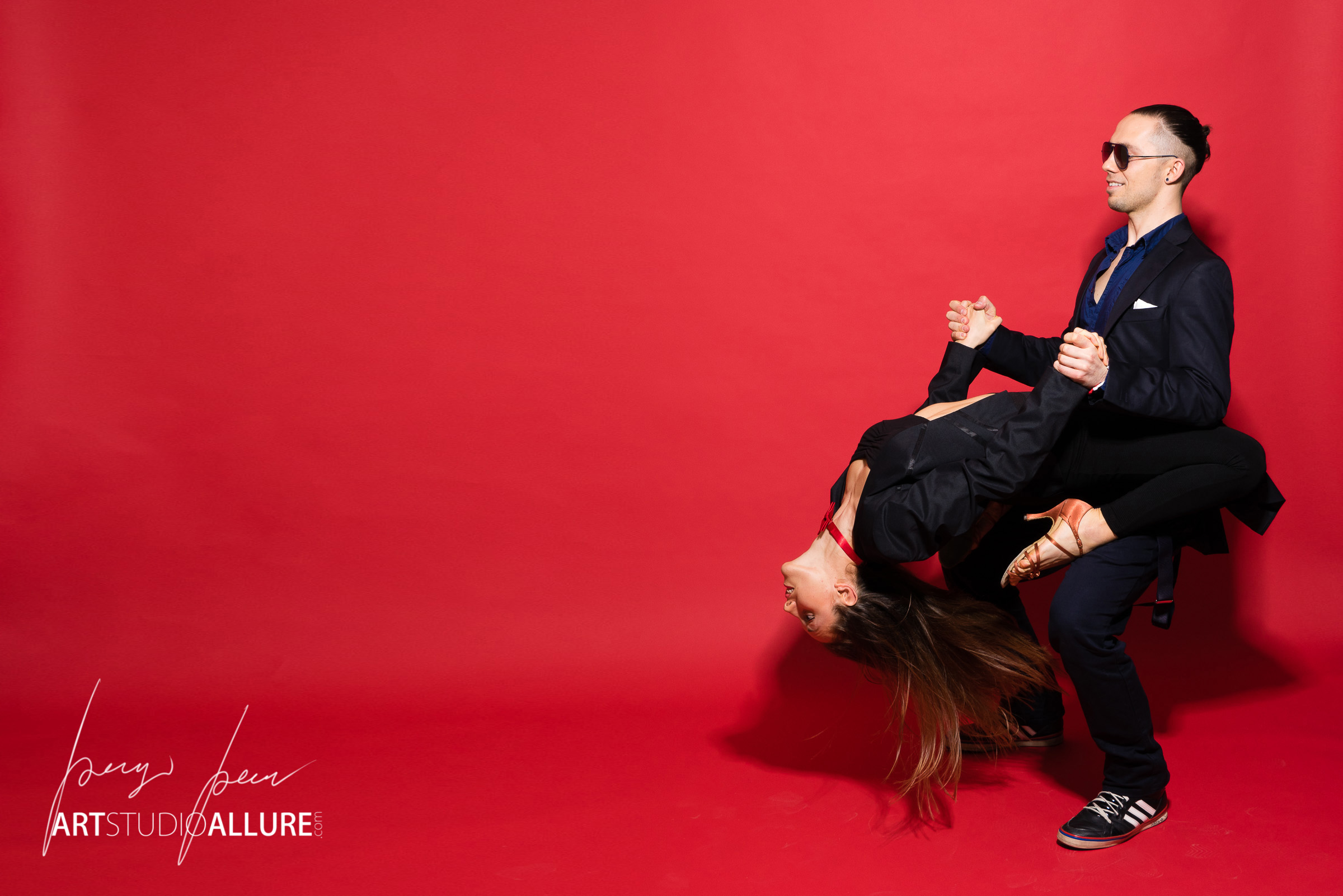 Photographer: Peyo Peev   Models: Teodora Kaloyanova and Dimitar Kirkov    Assistant: Dimo Peev   At Salsa Ritmo Dance Studio