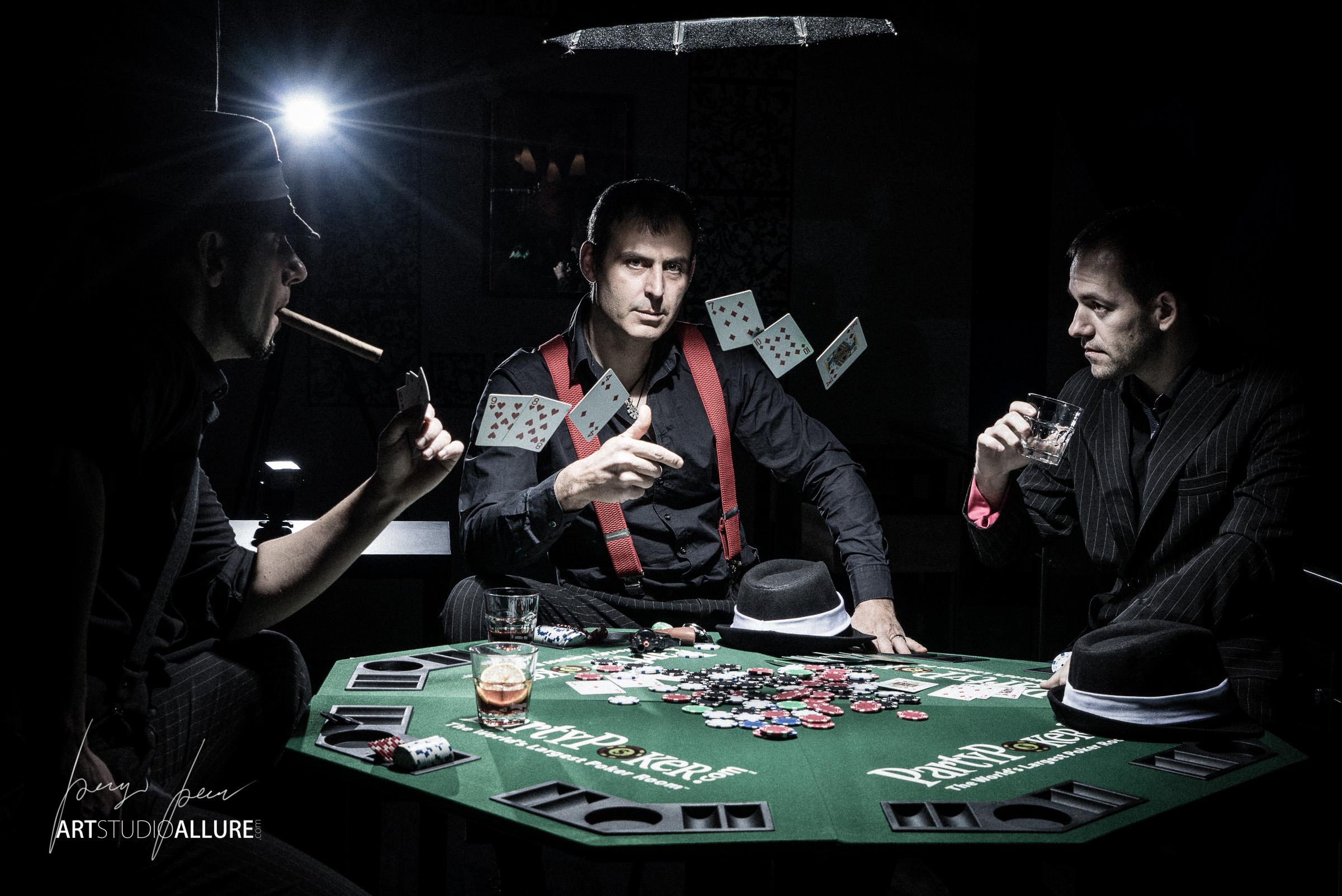Photographer: Peyo Peev Mambo Gang Poker Night