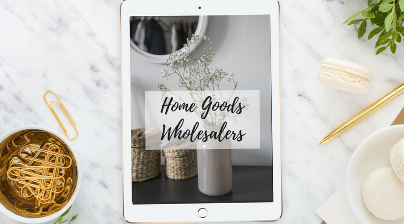 Home Decor Wholesalers - $28