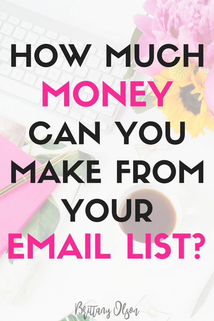 Start an email list for your online business. Email marketing has higher conversion rates so you can make more money from your email list with a higher ROI