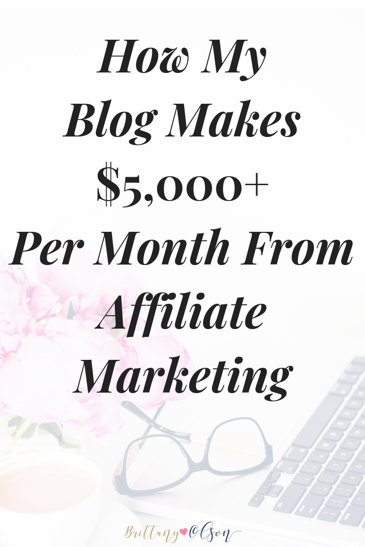 How to make money blogging with affiliate marketing programs. Monetize your blog with affiliate marketing and make money online.