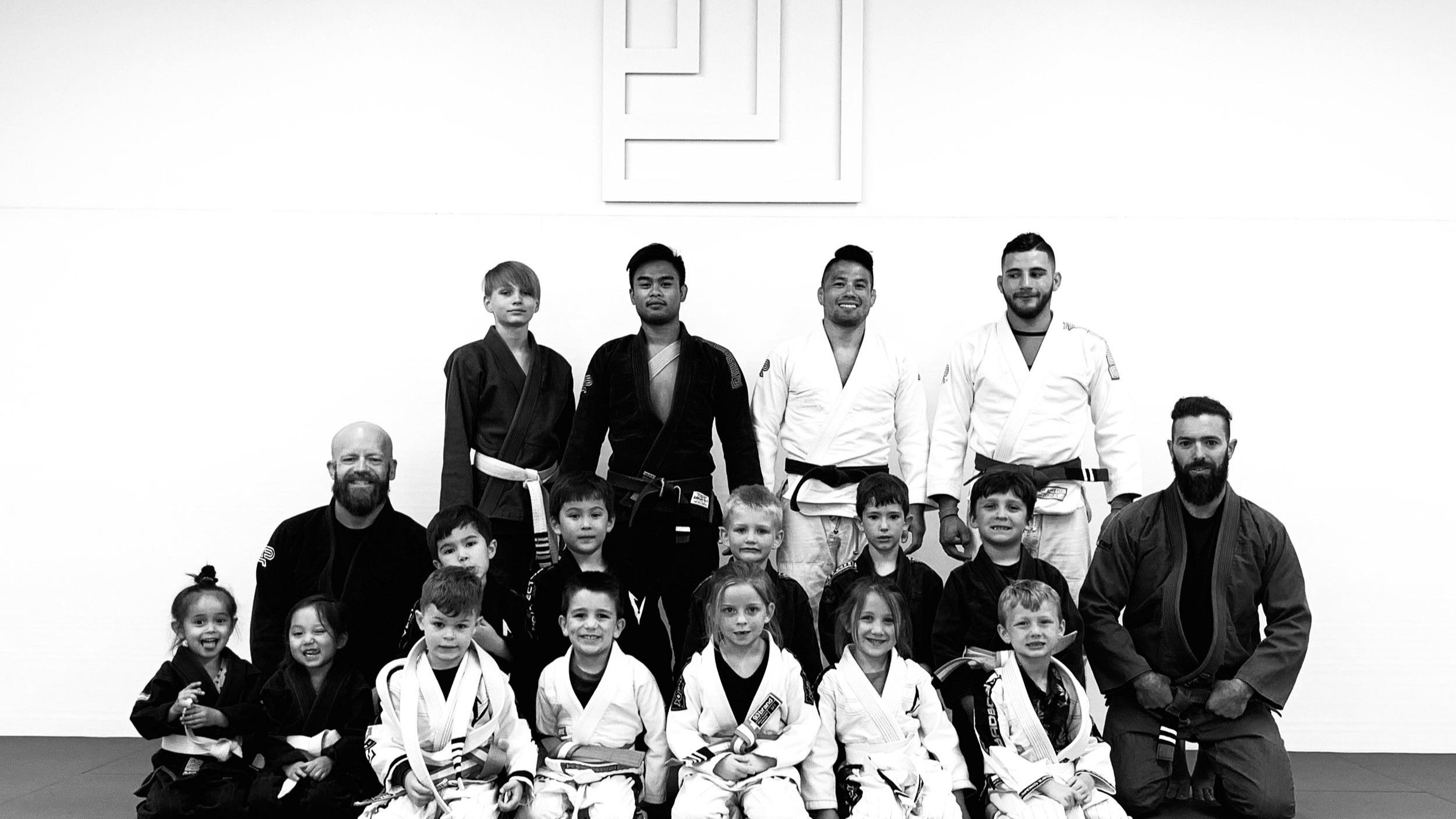 Inverse Jiu Jitsu Vail Little Kids Promotions