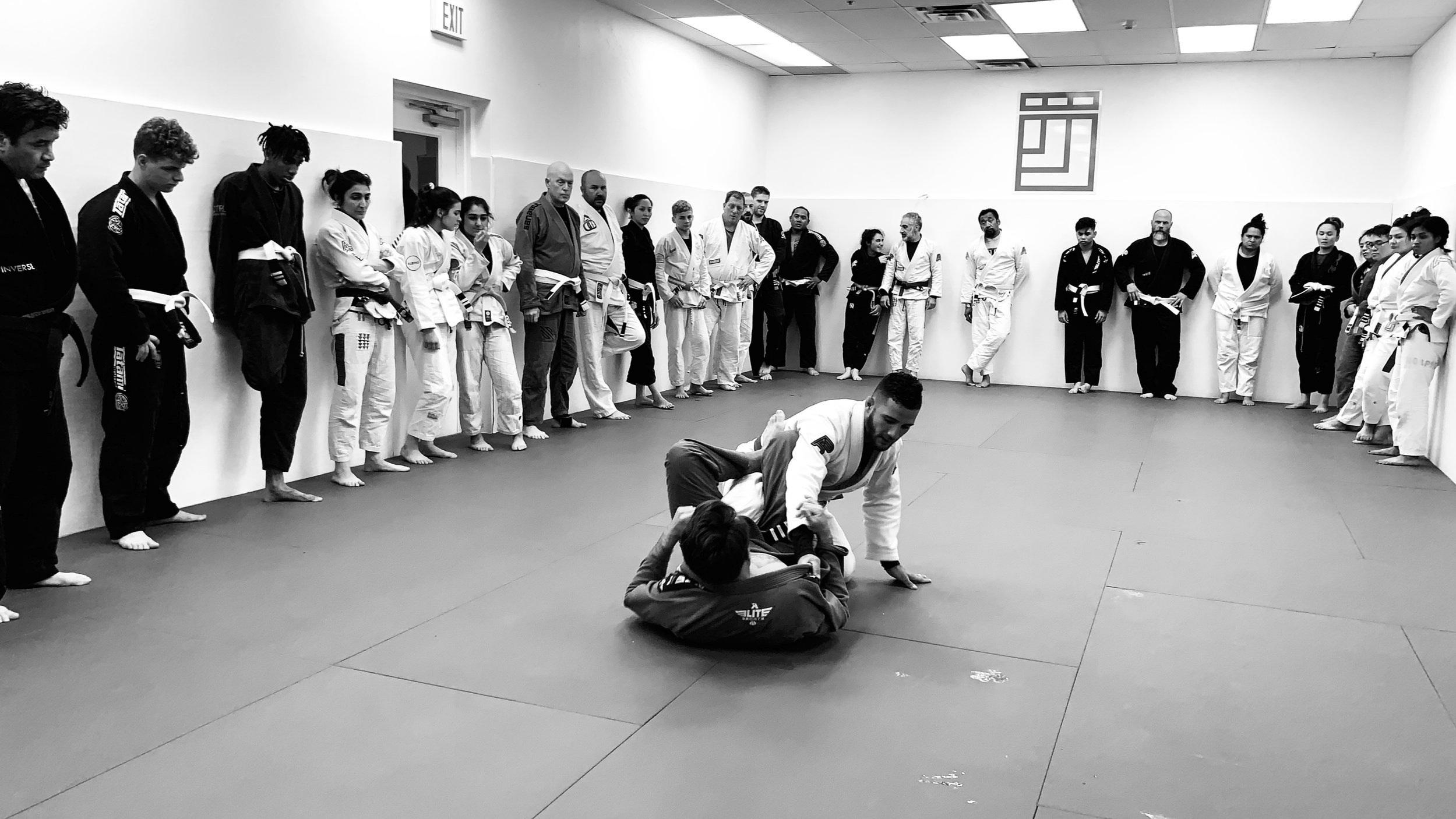 inverse Jiu Jitsu Tucson