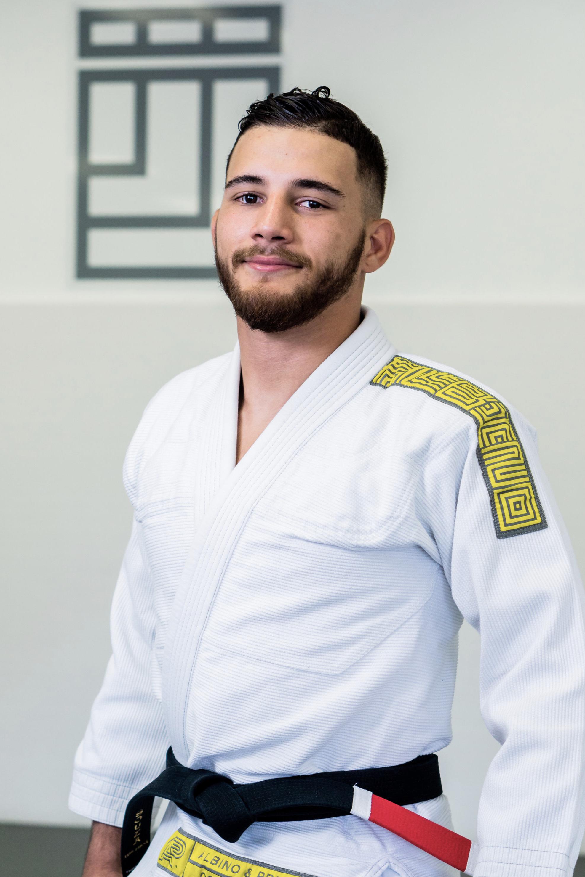 Gabriel Souza | Black Belt