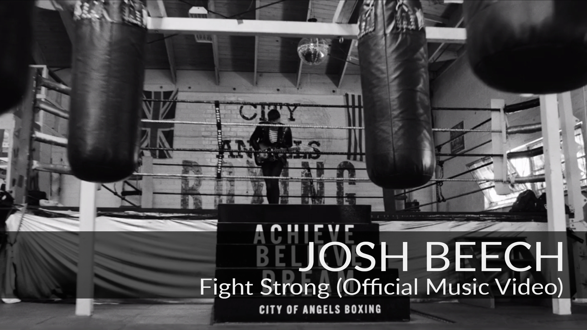 Josh Beech • Fight Strong