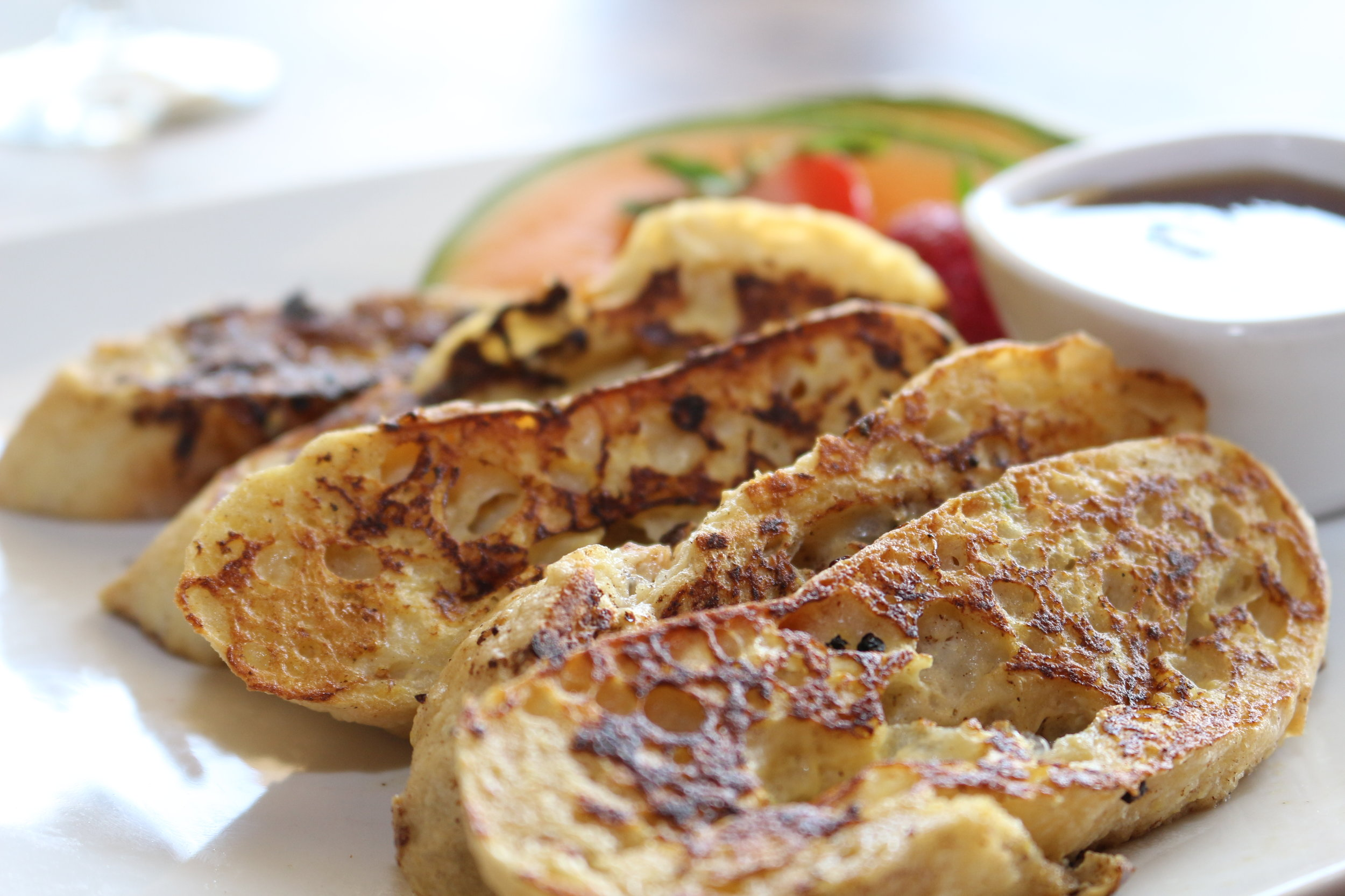 Rustic French Toast