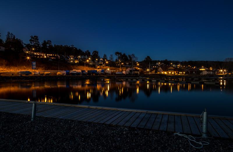 Kolmården by night
