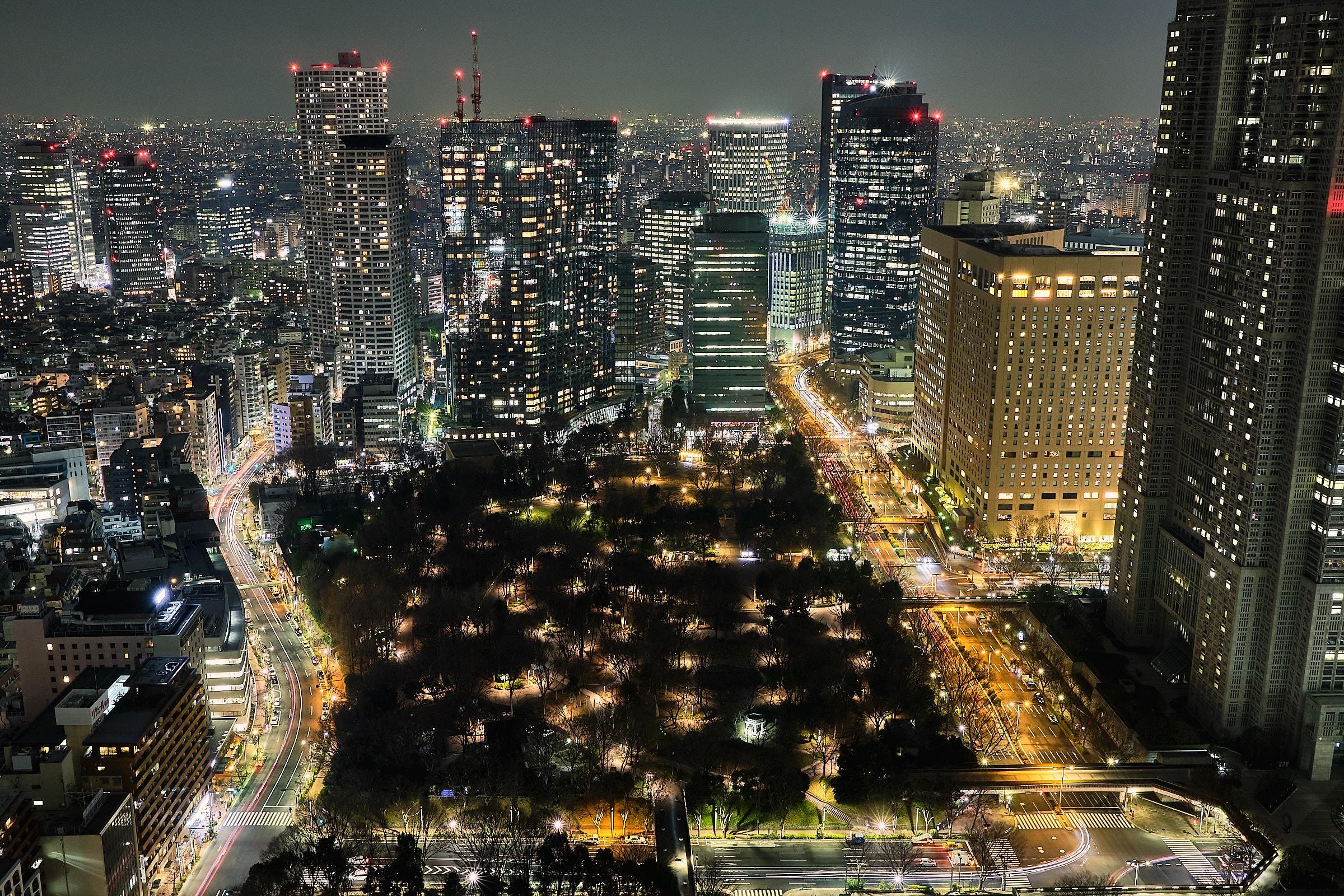 Shinjuku Park Tower