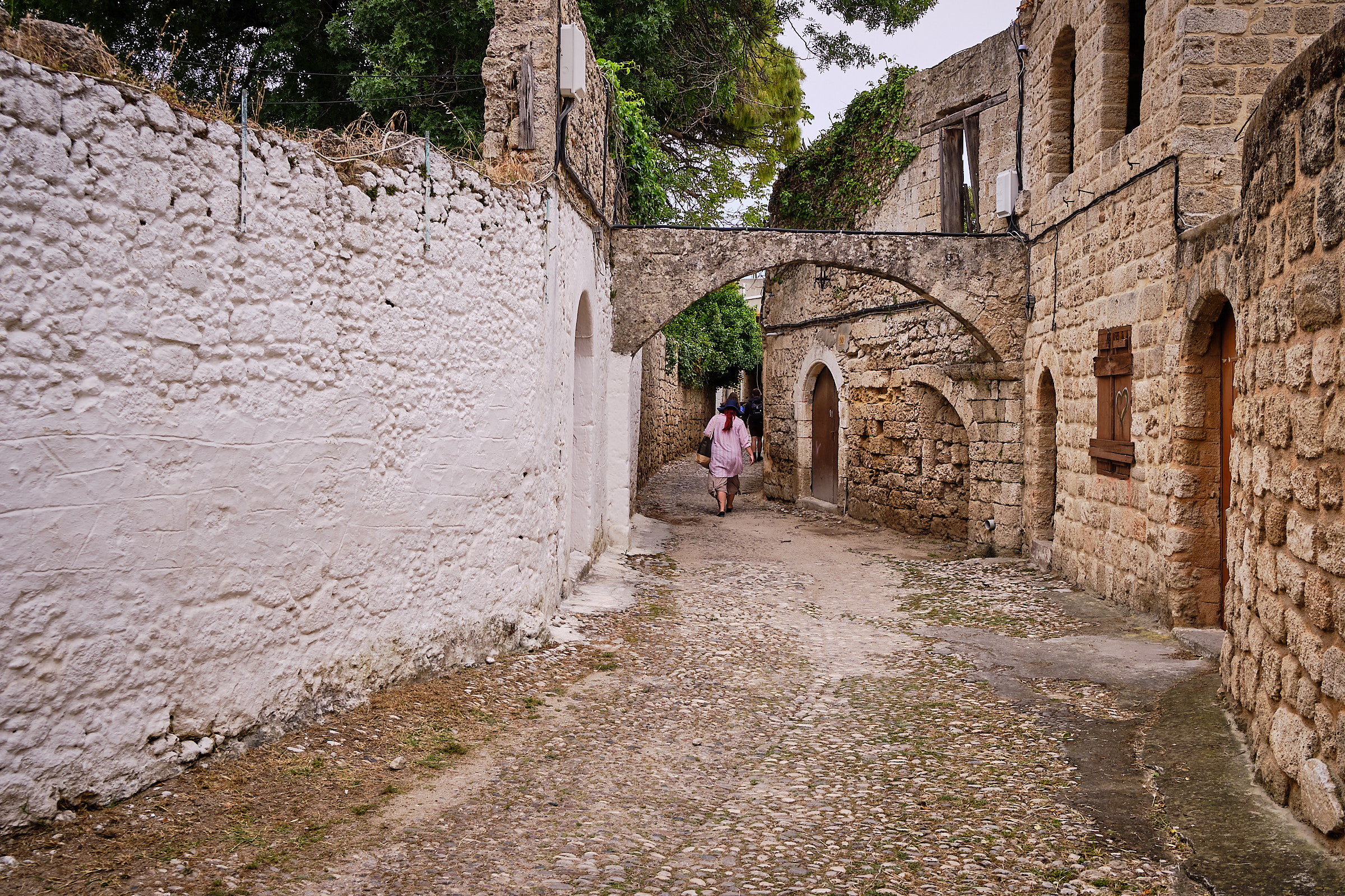 Old Town Rodos