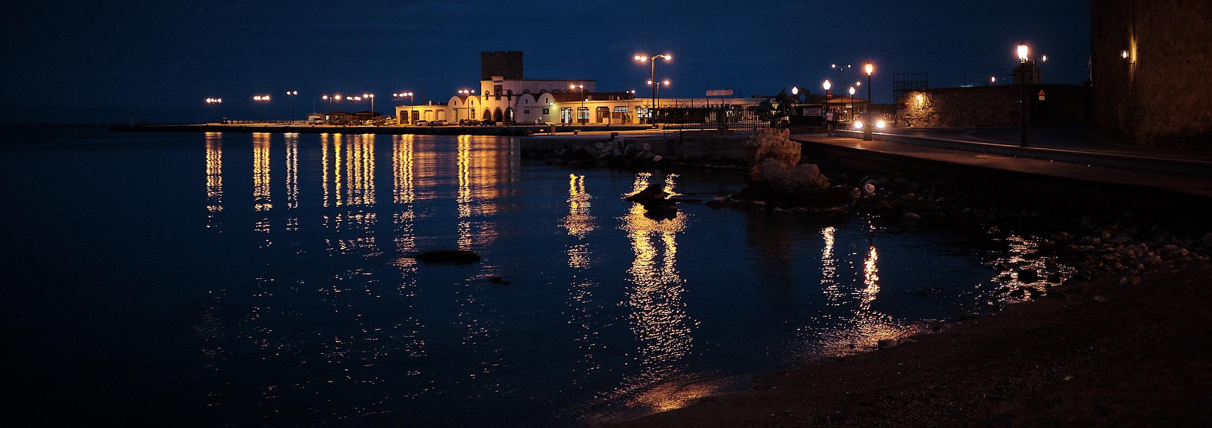 Rhodos hamn