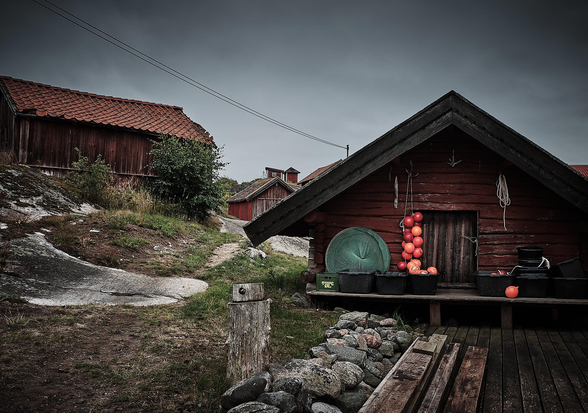 Harstena Östergötlands skärgård