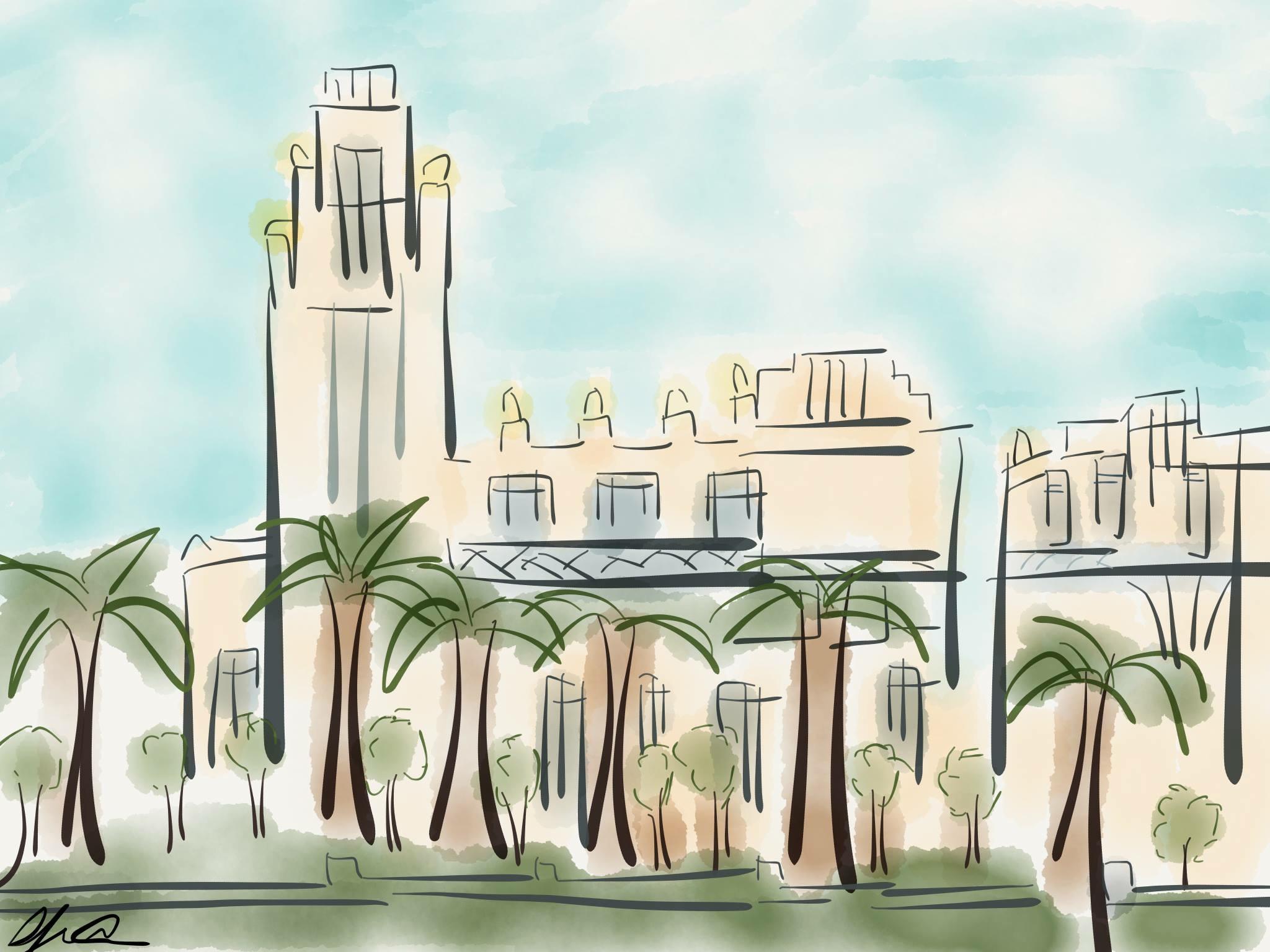 Carrilon Tower