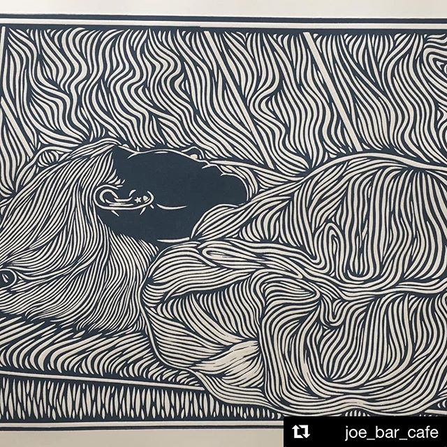 Go see our friends at  @joe_bar_cafe for their art opening THIS THURSDAY 9.12 from 6-9pm. Close to Home, a group show curated by Sanoe Stevenson-Egeland @sanoes which invites twelve local artists to explore their sentiments surrounding home in its various forms.Works byMonyee Chau, Morgan Quick, Lionel Vance and more.  Grab a latte and have a seat in one of their cozy chairs while you're at it. 😎 . . #seattleart #artcurator #seattleartists #staywithvioure #travelseattle #shoplocalseattle #pnwart #airbnb