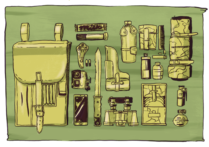 illustration   Mark Modimola