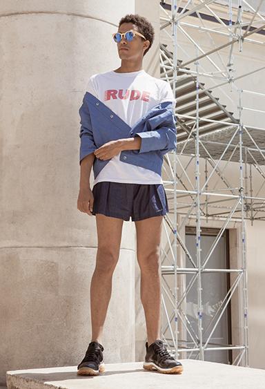 Andrew Coimbra, Patrick Lacsina, Fashion Designer, Paris Fashion Week, Spring, Summer, 2018